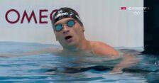 Tokio. Kawęcki awansował do finału w pływaniu na 200 m st. grzbietowym mężczyzn