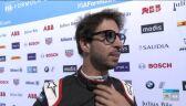 Antonio Felix da Costa po triumfie w E-Prix Marrakeszu