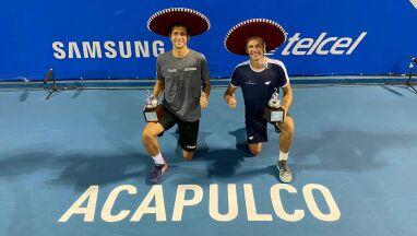 Kubot znów założył sombrero. Porywający finał w Acapulco
