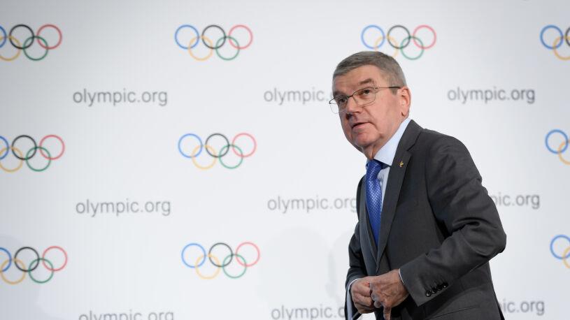 """""""Robimy wszystko, by igrzyska odbyły się zgodnie z planem"""""""
