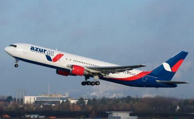 Incydent z udziałem samolotu na lotnisku w Barnaułu