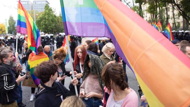 """Małżeństwo aresztowane po Marszu Równości w Lublinie. Posiadali """"przyrządy wybuchowe"""""""