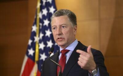 Wedle amerykańskich mediów Kurt Volker zrezygnował z funkcji specjalnego wysłannika USA do spraw Ukrainy