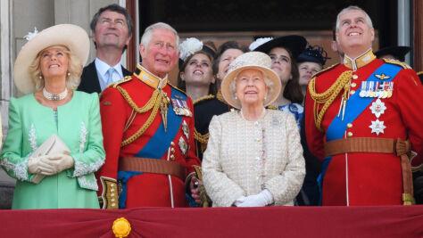 """""""Sunday Times"""": MI6 boi się, że Rosjanie mogą mieć materiały dotyczące księcia Andrzeja"""