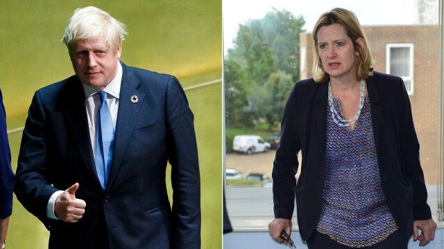 Była minister w rządzie Johnsona:  ten rodzaj języka zachęca do przemocy