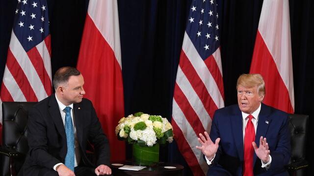 Wizyta Donalda Trumpa w Polsce