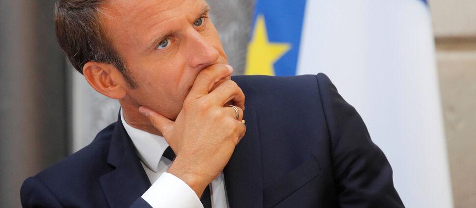 Macron: Jedźcie protestować  w Polsce. To ona jest winna