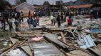 Dzieci zginęły po zawaleniu się szkoły w Nairobi