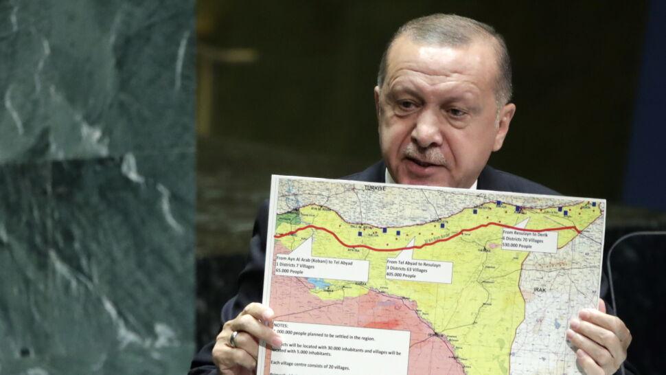 Erdogan: dostęp do energii nuklearnej powinni mieć wszyscy albo nikt