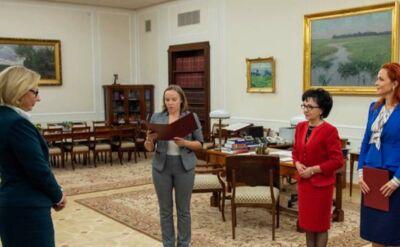 Małgorzata Motylow nowym wiceprezesem NIK