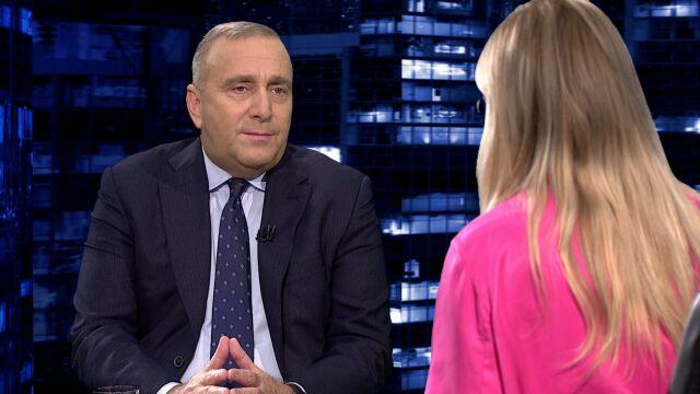 """Grzegorz Schetyna gościem """"Kropki nad i"""" w TVN24"""