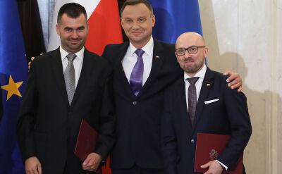 """""""Polska i Świat"""". Prezydent ma nowego rzecznika"""