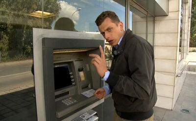 Cypryjczyków problemy z bankomatami