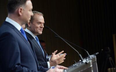 Prezydent: ważna sprawa Ukrainy, zmiana granic – precedens