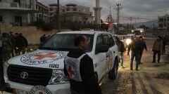 Za dostarczenie pomocy odpowiadał m.in. ICRC