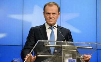 Tusk i Duda o Nord Stream 2