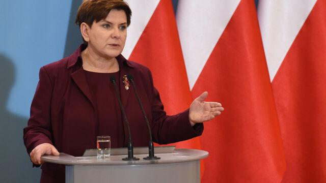 """""""Chcemy rozstrzygać polskie sprawy w polskim domu"""""""