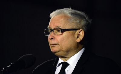 Jarosław Kaczyński o nowelizacji ustawy o IPN
