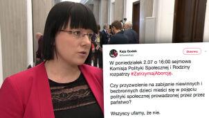 Sejmowa komisja zajmie się projektem