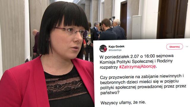 """Sejmowa komisja zajmie się projektem """"Zatrzymaj aborcję"""""""