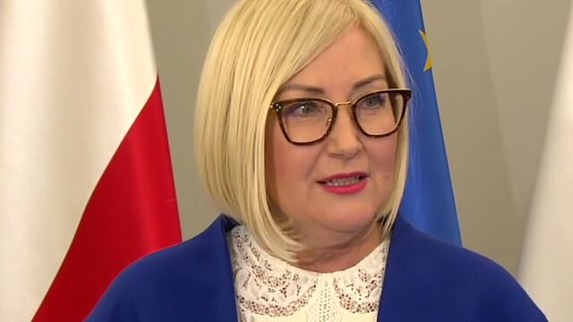 Kopcińska: spotkanie premiera z byłym szefem KNF bezprzedmiotowe