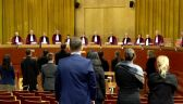 Wysłuchanie w sprawie Polski przed trybunałem w Luksemburgu