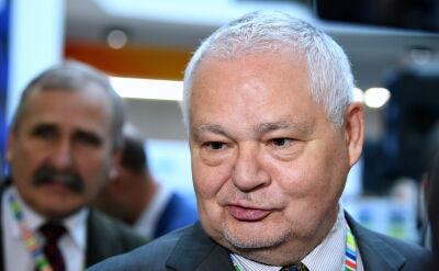Prezes NBP o Chrzanowskim: niezwykle uczciwy, szlachetny, honorowy