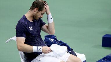 Murray już za burtą US Open. 20-latek nie dał mu szans