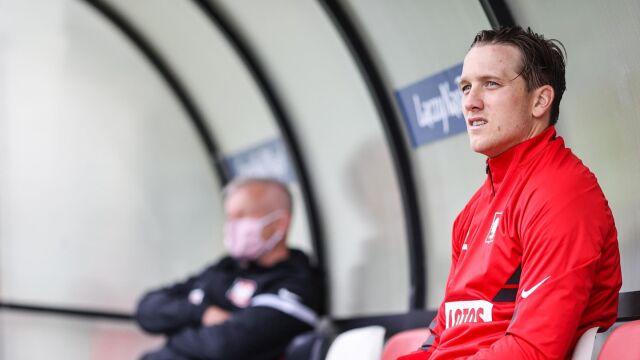 Kontuzjowany Zieliński. Trening kadry bez pomocnika Napoli