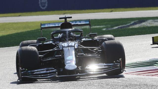 Raz Bottas, raz Hamilton. Mercedesy poza zasięgiem
