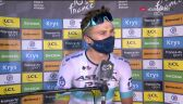 Łucenko po wygraniu 6. etapu Tour de France