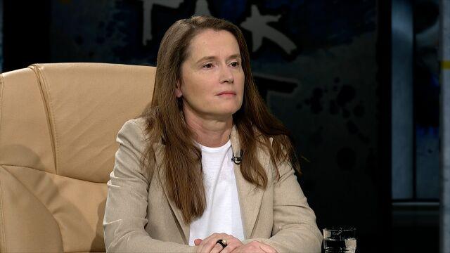 Monika Jaruzelska w Tak Jest