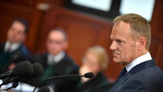 Tusk: w 2010 r. nie miałem wiedzy na temat ryzyka lądowania na lotnisku w Smoleńsku