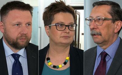 Politycy komentują przesłuchanie Tuska