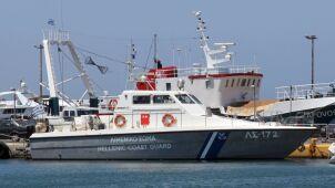 73 migrantów na tureckiej łodzi