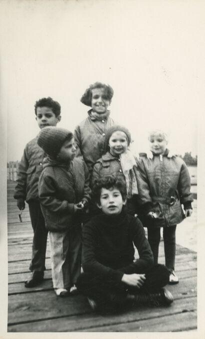 Małgorzata, Marcin, Kajetan i Maciej M.