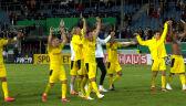 Skrót meczu Wehen Wiesbaden – Borussia Dortmund w 1. rundzie Pucharu Niemiec