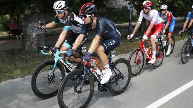 """Kwiatkowski dobrze zaczął Tour de Pologne. """"Chcę wygrać ten wyścig"""""""