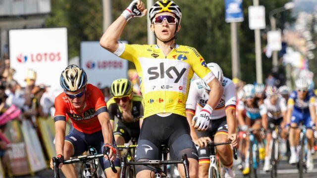 Rusza Tour de Pologne. Polski mistrz chce powtórki sprzed trzech lat