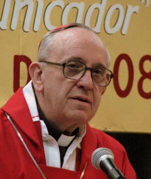 Kardynał Jorge Bergoglio