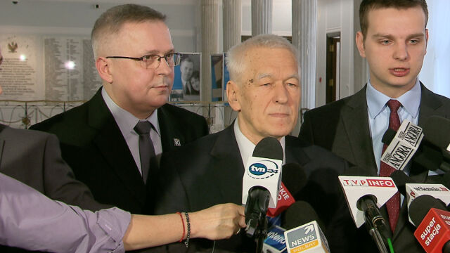 Kornel Morawiecki: proszę Lecha Wałęsę, żeby powiedział prawdę