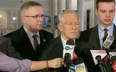 Morawiecki: proszę Lecha Wałęsę, żeby powiedział prawdę