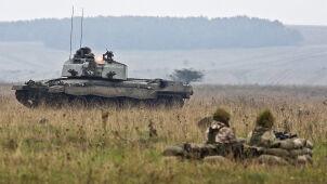 Media: Brytyjczycy blokują tworzenie ośrodka dowodzenia wojskowego Unii