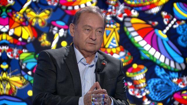"""Profesor Bohdan Maruszewski był gościem """"Faktów po Faktach"""""""