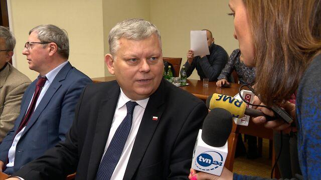 Marek Suski: zarobki we wszystkich bankach powinny być jawne