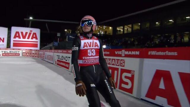 Kubacki potwierdził formę. Trzecie miejsce w kwalifikacjach w Val di Fiemme