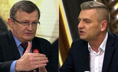 Bartosz Arłukowicz i Tadeusz Cymański o konferencji w sprawie Bliskiego Wschodu