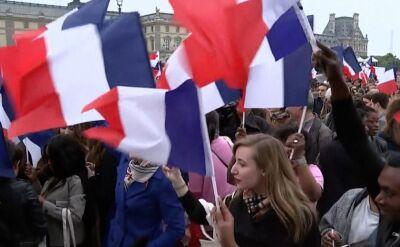Reakcja USA na wybory we Francji