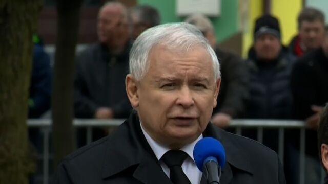 Kaczyński: w historii ojczyzny łatwo wyróżnić dwa nurty