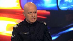 Szef policji o akcji w Wiszni Małej: mamy zatrzymywać, nie zabijać